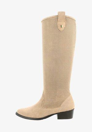 ZANICANO - Boots - beige