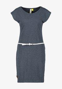 alife & kickin - Jersey dress - marine - 5