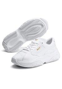 Puma - STORM - Trainers -  white - 2