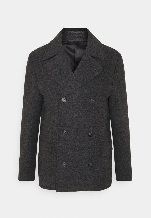 PEA COAT - blazer - grey
