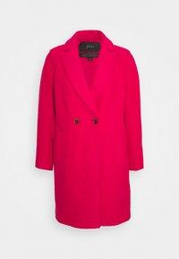 J.CREW - DAPHNE TOPCOAT - Klasický kabát - bright rose - 0