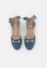 Macarena - CARLA 17 - Sandály na platformě - jeans - 5