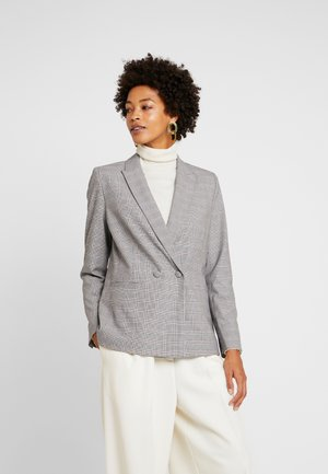 DOUBLE - Blazer - light grey