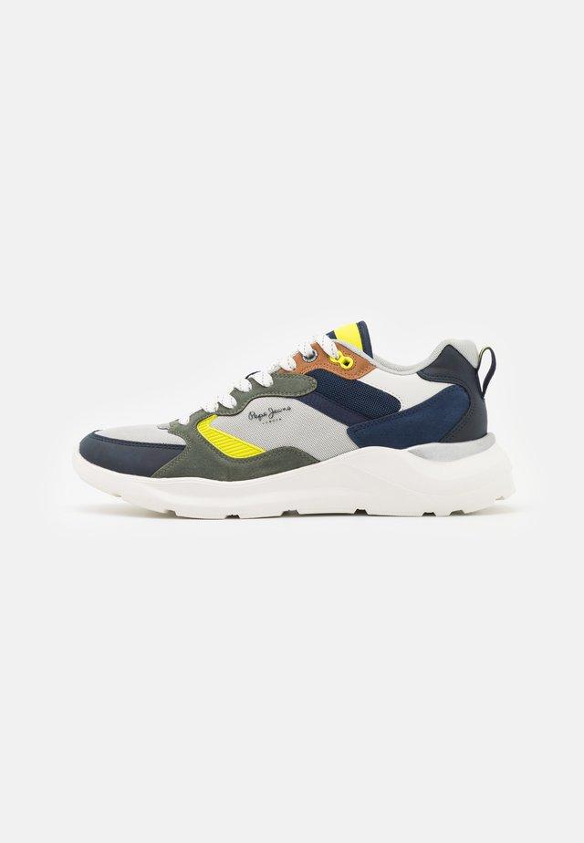 BROOKS - Sneakers laag - navy