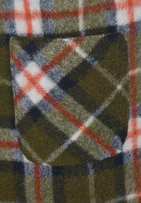 Street One - MIT KAPUZE - Short coat - grün - 4