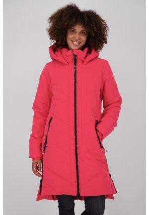 LUNA - Winter coat - fuchsia