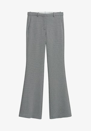 MINI PATA DE GALLO - Trousers - gris