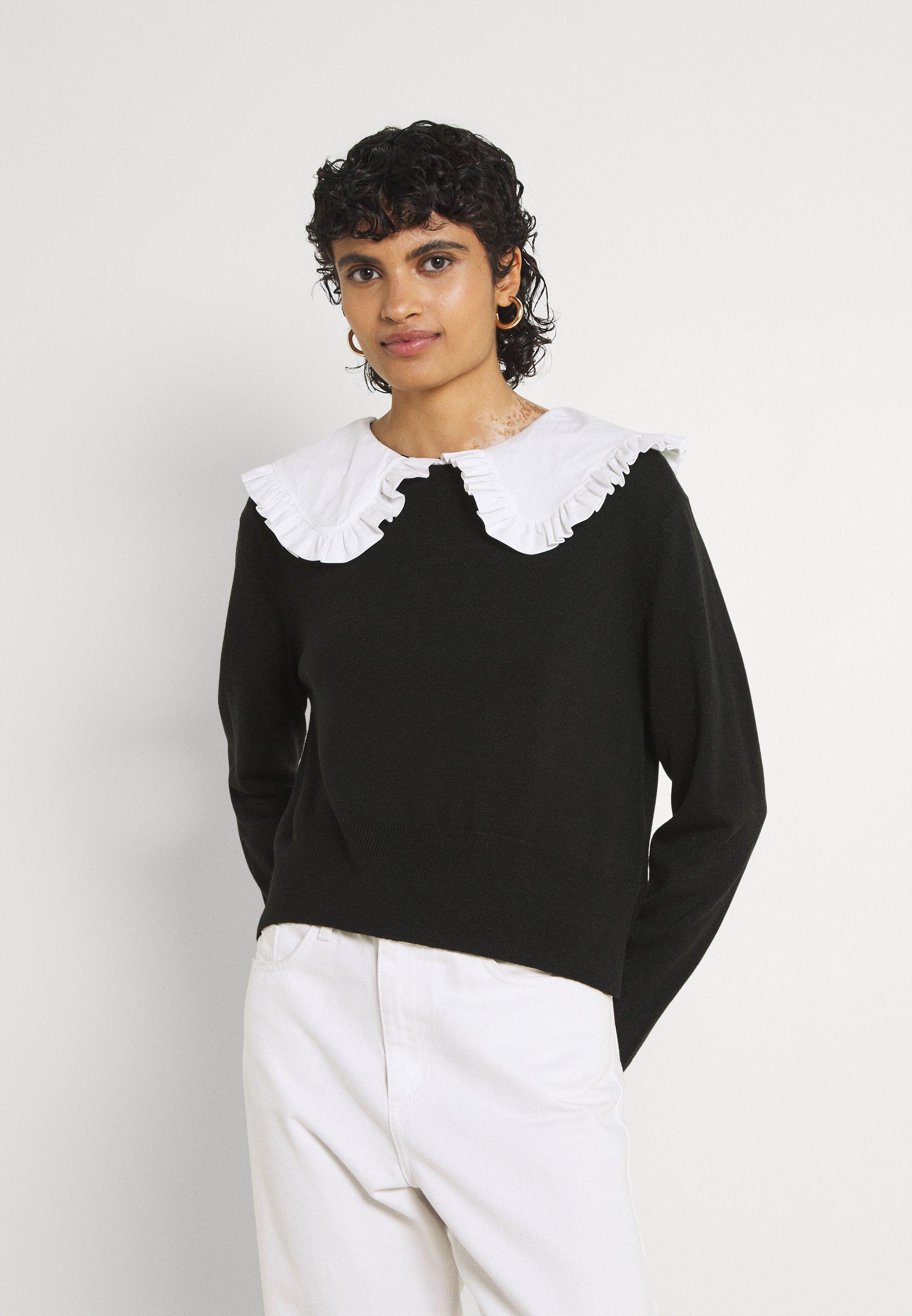 Damen ONLMESHA - Strickpullover