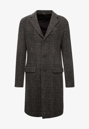 BENDALL COAT - Mantel - black/grey