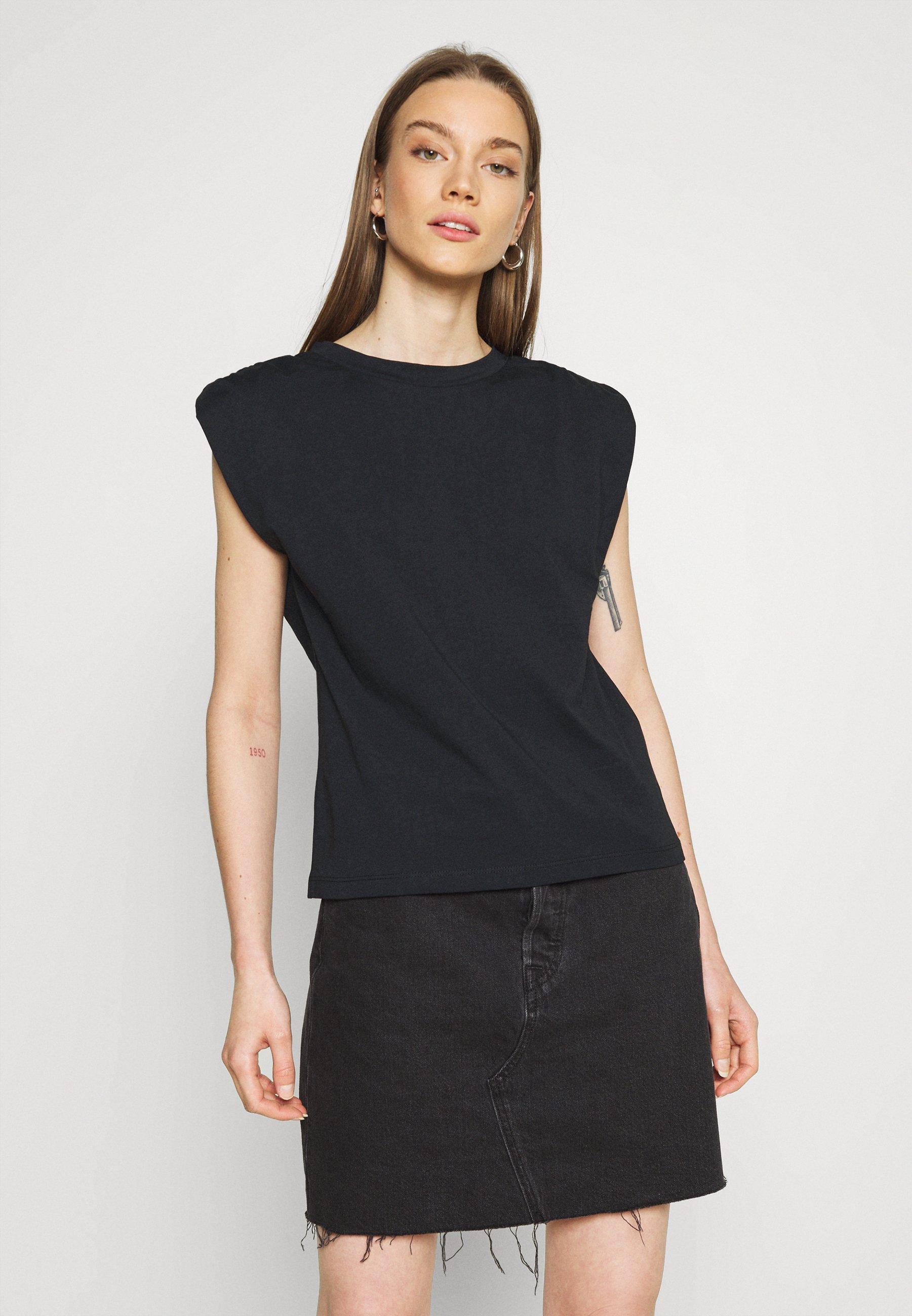 Donna PCFELIPA - T-shirt basic