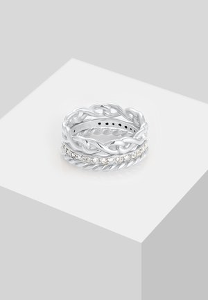 INFINITY - Ring - silver-coloured