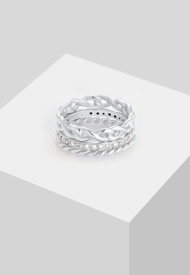 INFINITY - Bague - silver-coloured