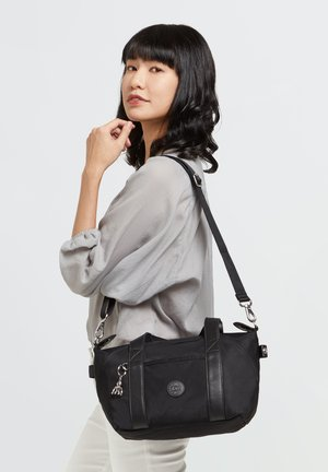 ART MINI - Handbag - paka black
