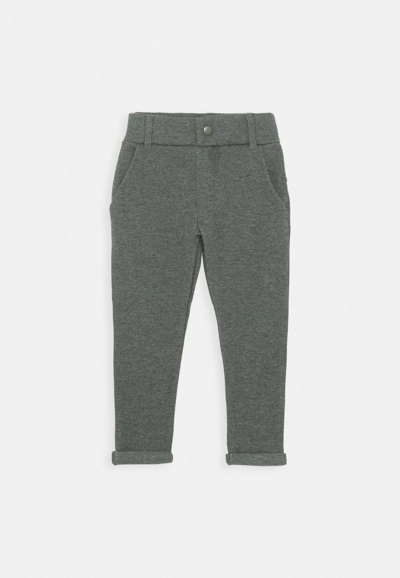 Name it - NKMOLSON PANT - Suit trousers - dark grey melange