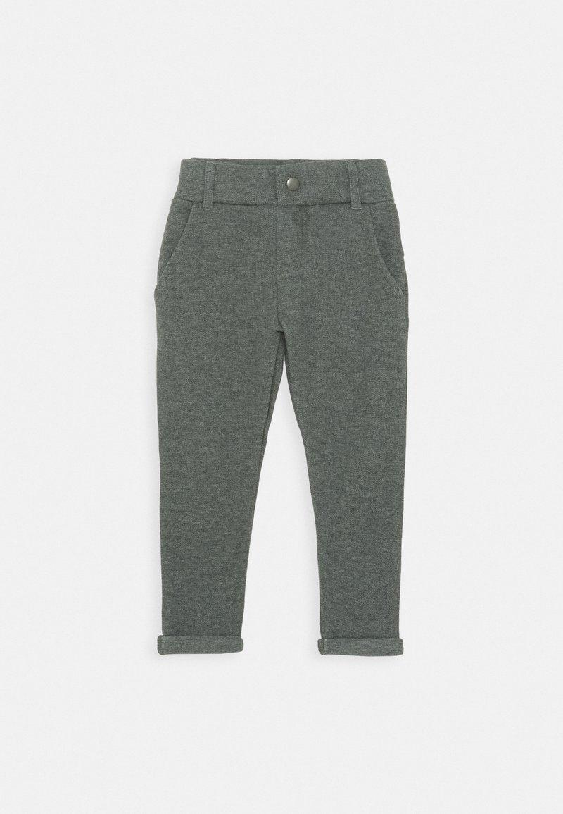 Name it - NKMOLSON PANT - Pantalon - dark grey melange