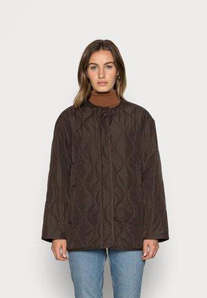 INDOOR BRIE - Light jacket - mulch