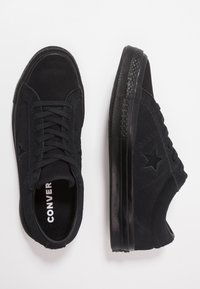 Converse - ONE STAR - Trainers - black - 1