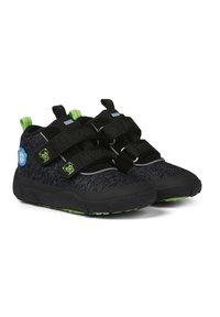 Affenzahn - Touch-strap shoes - schwarz - 3