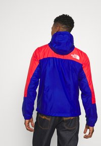 The North Face - HYDRENALINE WIND JACKET - Summer jacket - blue/horizon red - 2