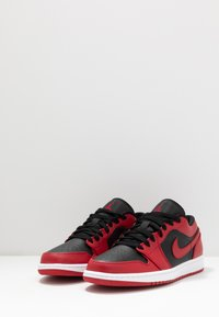 Jordan - AIR 1 - Sneakers - gym red/black/white - 2