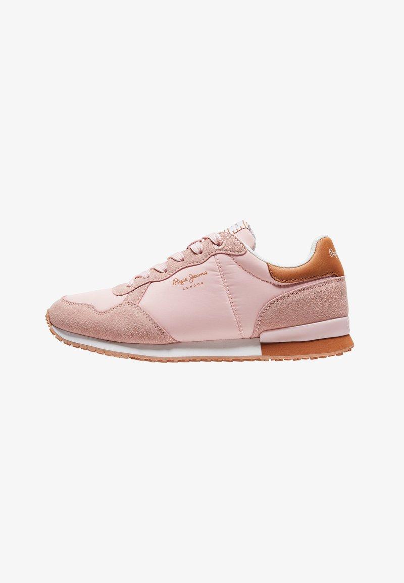 Pepe Jeans - ARCHIE BLOCK - Sneakersy niskie - rosa