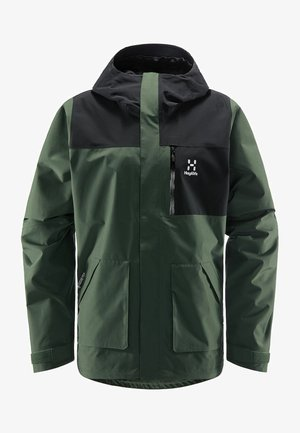 VIDE GTX JACKET  - Hardshell-jakke - fjell green/true black