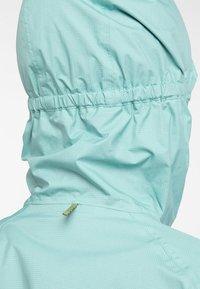 Haglöfs - L.I.M PROOF MULTI JACKET - Waterproof jacket - glacier green - 4