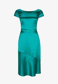 s.Oliver BLACK LABEL - JURK - Cocktail dress / Party dress - petrol - 4