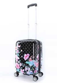ELLE - FLOWER - Wheeled suitcase - schwarz - 3