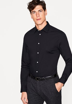 SOLID - Formal shirt - black