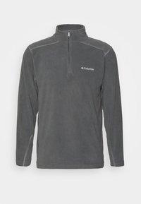 KLAMATH RANGE ZIP - Fleece jumper - grey