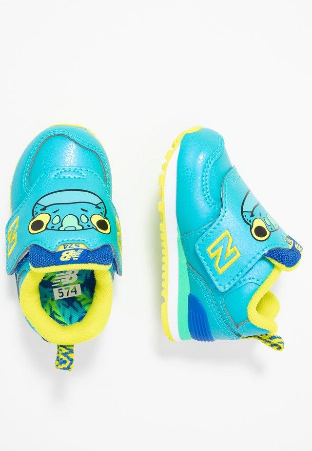 IV574ZOF - Sneakers basse - blue