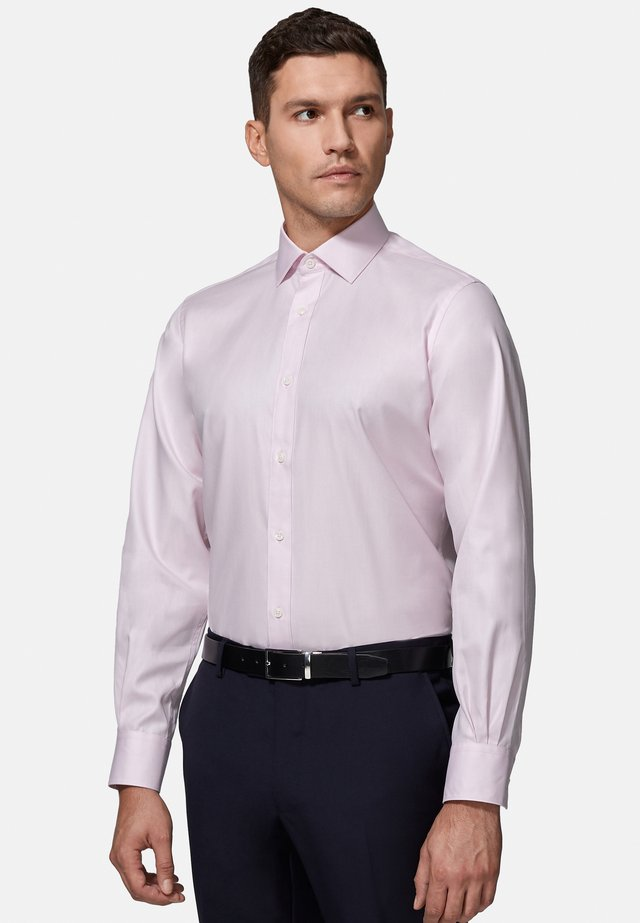 SLIM FIT TWILL SHIRT - Formal shirt - pink