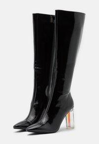 BEBO - SCOTTIE - High heeled boots - black - 2