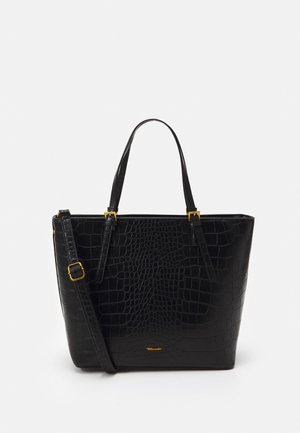 BEATE - Handbag - black