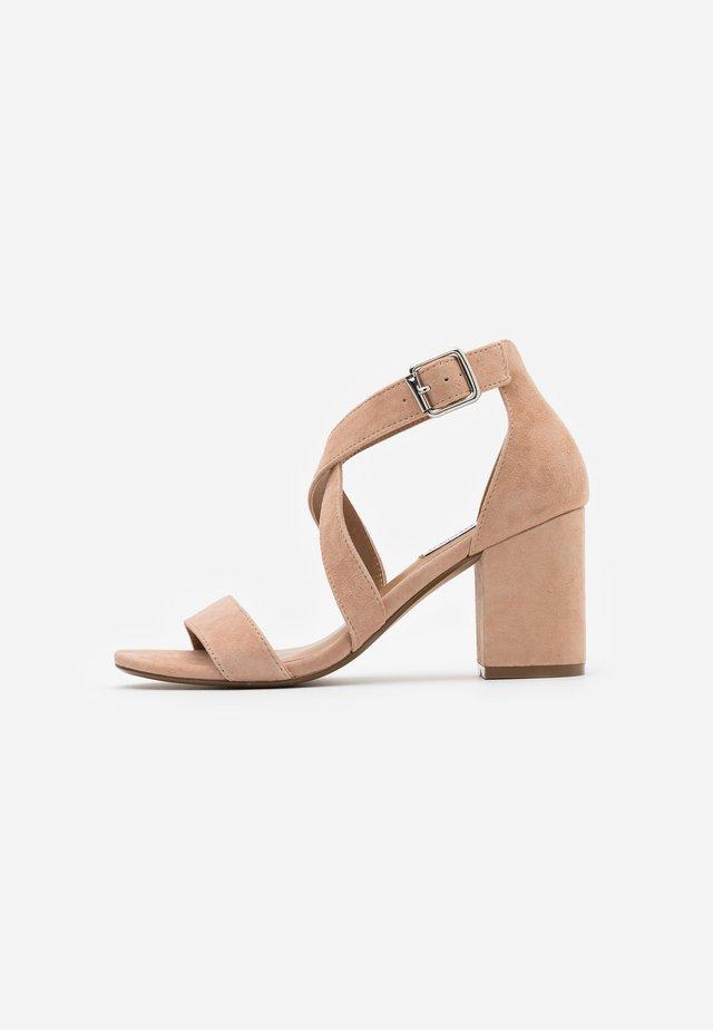 MOOD - Sandals - tan