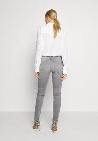 s.Oliver - HOSE LANG - Jeans Skinny Fit - great grey - 2