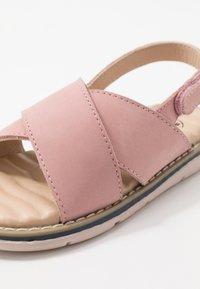 Scholl - TRIOLINE - Sandals - pink - 2