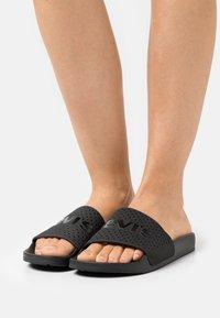 Levi's® - JUNE  - Sandaler - regular black - 0