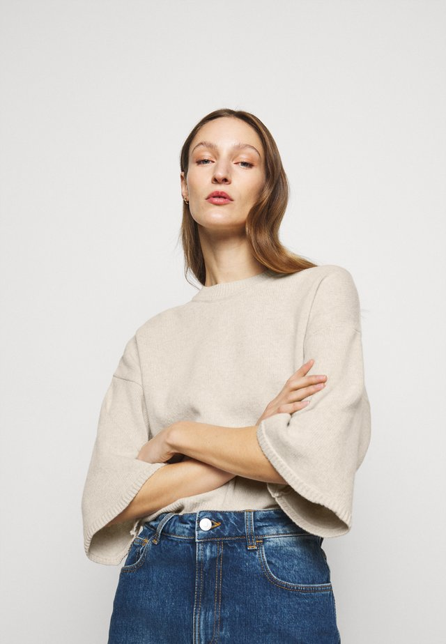 STELLA - Pullover - oat