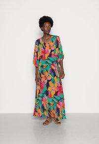 NAF NAF - EUPHORIA - Maxi dress - multi-coloured - 1