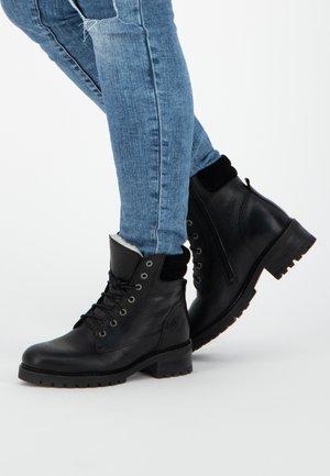 MOLDE - Snowboots  - black