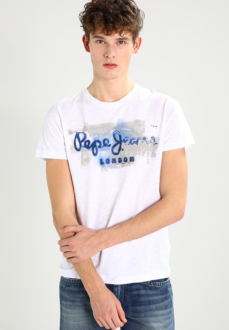 Pepe Jeans - GOLDERS - T-shirt con stampa - 802