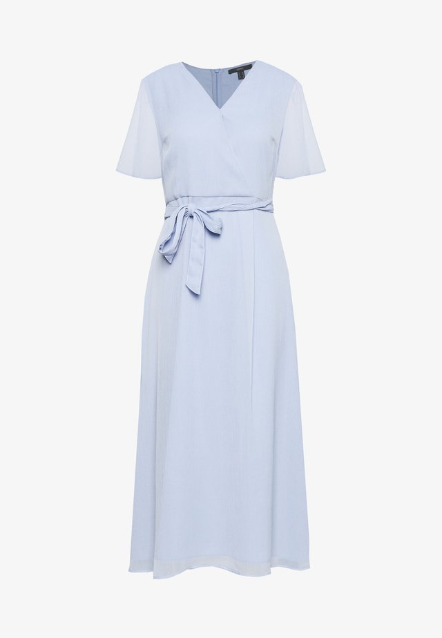 CRINKLED - Robe fourreau - blue lavender
