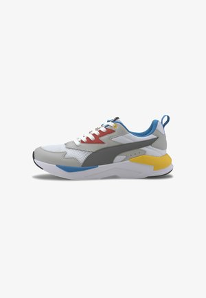 X-RAY LITE  - Trainers - white-steel gray-gray-blue