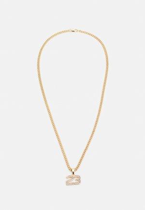 NECKLACE - Collana - gold-coloured