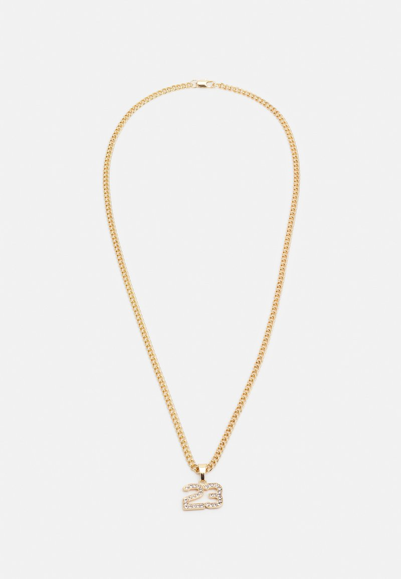 Urban Classics - NECKLACE - Necklace - gold-coloured