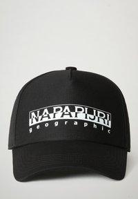 Napapijri - FRAMING - Cap - black - 2