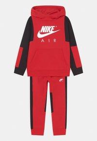 Nike Sportswear - AIR SET UNISEX - Chándal - university red - 0