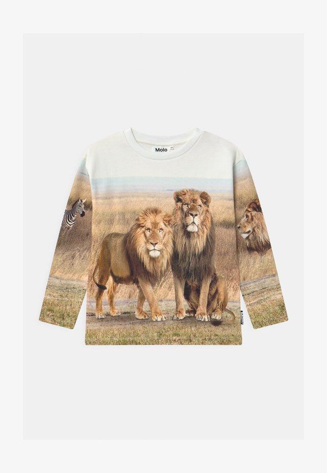 MOUNTOO - Långärmad tröja - multi-coloured
